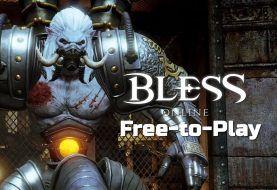 Lanzamiento de Bless Online y paso a Free to Play