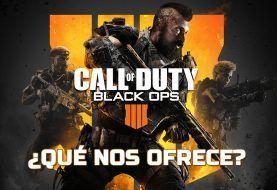 Call of Duty: Black Ops 4 ¿Qué nos ofrece el día de lanzamiento?