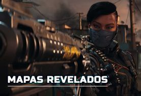 Call of Duty Black Ops 4, mapas revelados