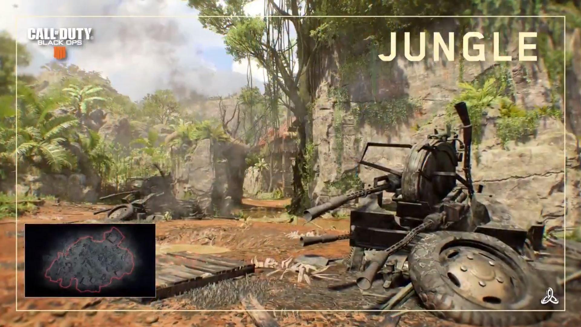Call of Duty Black Ops 4 mapas revelados 3