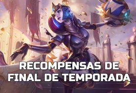 Recompensas de final de temporada de League of Legends