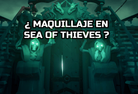 Rare permitirá el Maquillaje en Sea of Thieves