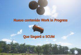 Contenido Work in Progress que llegará a SCUM